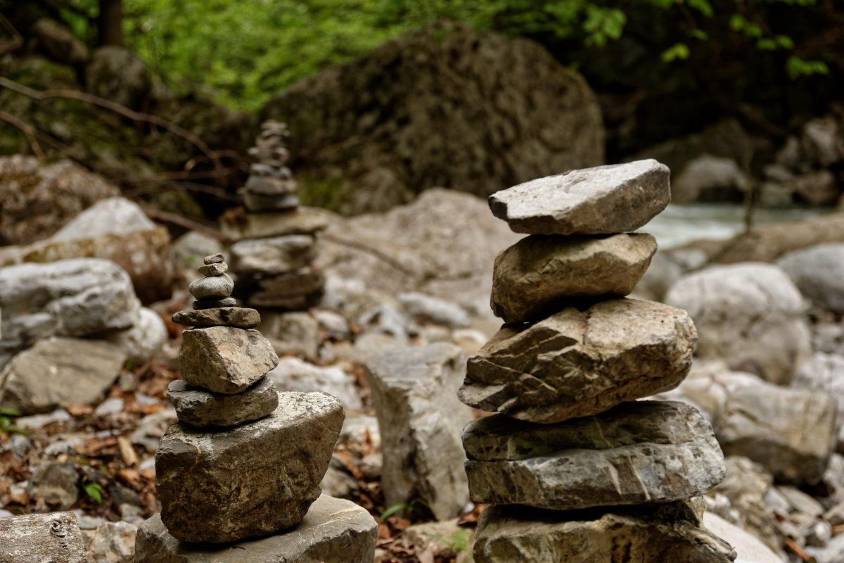 Steine in Österreich