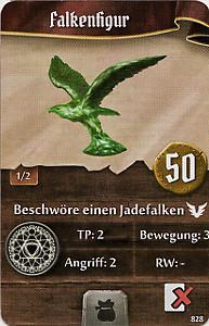 Falkenfigur